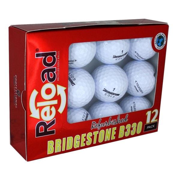 Bridgestone B330 RXS Refinished Grade A Golf Balls