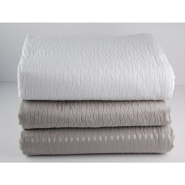 Refresh Woven Jaquard Coverlet