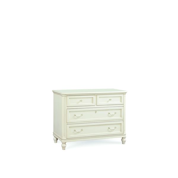Gabriella Single Dresser in Lace Finish