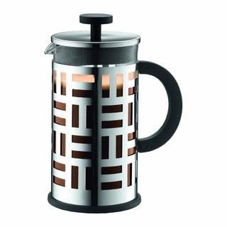 Bodum 11195-16US Eileen Chrome 8 Cup French Press Coffeemaker
