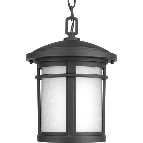 Progress Lighting P6524-31 Wish 1-light Hanging Lantern 9-inch 18025939