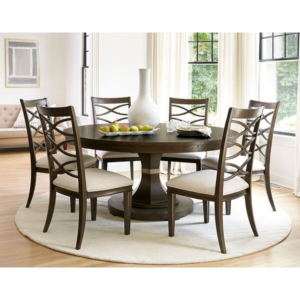 Universal Furniture California Complete Round Table