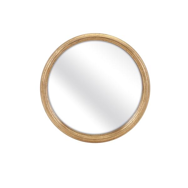 "Fredrick Round Wall Mirror (6.5""d x 1"")"