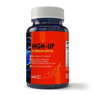 HGH UP Advanced Natural Hormone Helper with L-Arginine