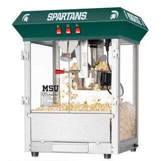 Michigan State University MSU Spartans 8 Ounce Table Popcorn Machine