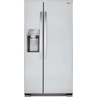 LG LSXS22423S 22-cubic Foot Side-by-Side Refrigerator in Stainless Steel
