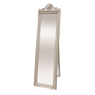 Selections by Chaumont Kensington Silver Cheval Mirror