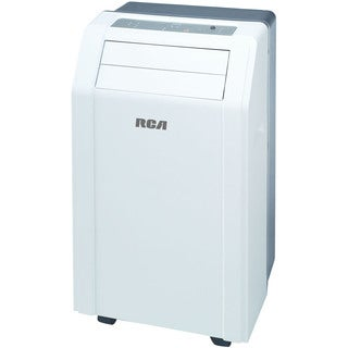 RCA RACP1206 3-in-1 Portable 12,000 BTU Air Conditioner with Remote Control