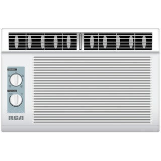 RCA RACM5002 5,000 BTU 115V Window Air Conditioner with Mechanical Controls