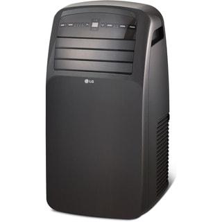LG LP1215GXR 12,000 BTU 115V Black Portable Air Conditioner with LCD Remote Control