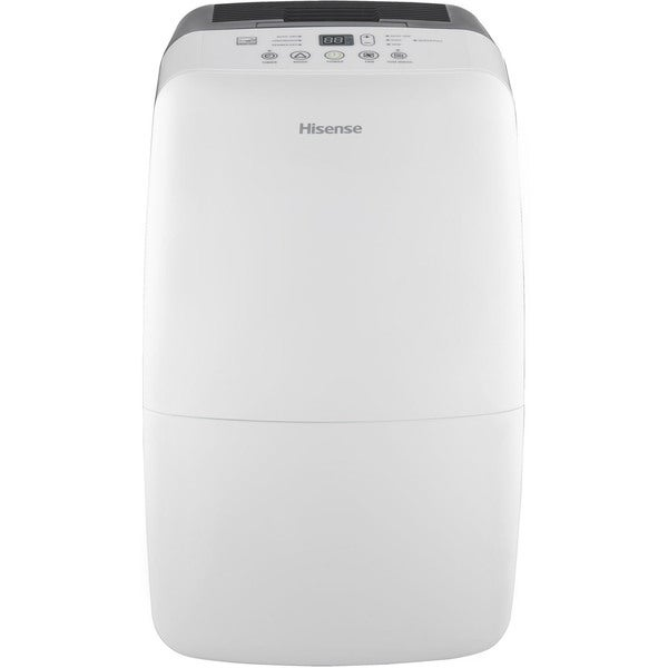 Hisense DH-70KP1SDLE Energy Star 70-pint 2-Speed Dehumidifier with Built-In Pump