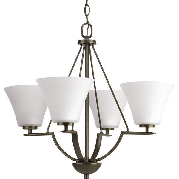 Progress Lighting P4622-20w Bravo 4-light Chandelier