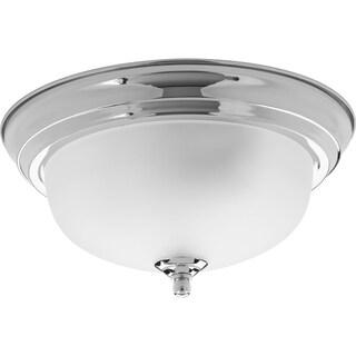 Progress Lighting P3924-15et Dome Glass 1-light Flush Mount