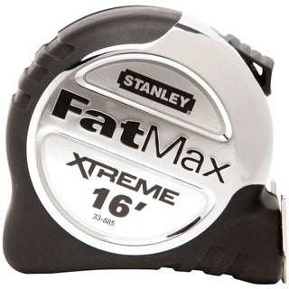 """Stanley 33-885 1-1/4"""" X 16' FatMax Xtreme Tape Ruler"""
