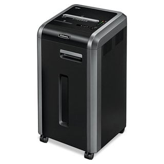 Fellowes Powershred 225CI Shredder Cross-Cut 20 Sheet Capacity (3825001)