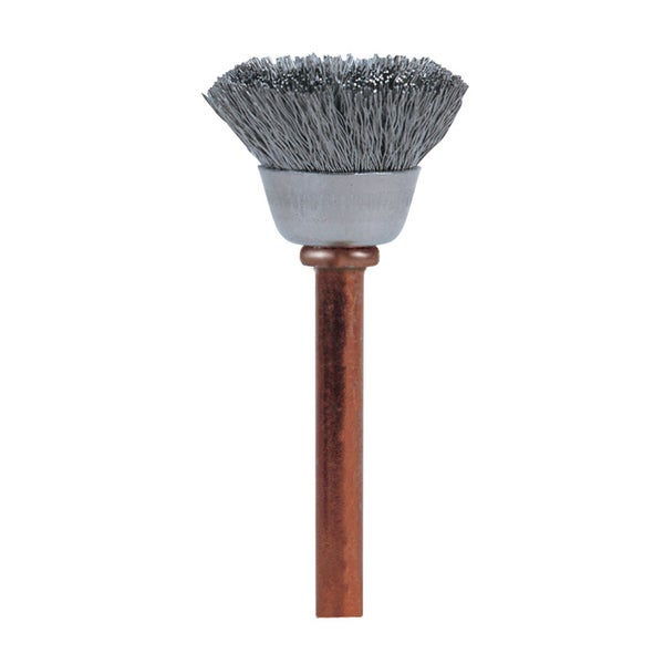 "Dremel 531 1/2"" Stainless Steel Brush"