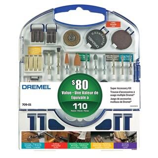 Dremel 709-02 110 Piece Super Accessory Kit