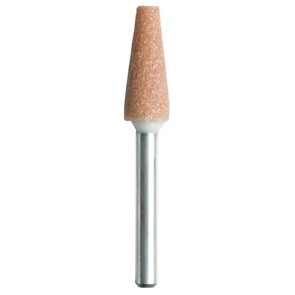 Dremel 953-2 Aluminum Oxide Grinding Stone 2-count