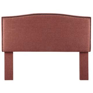 Suri Red Upholstered Full/ Queen Headboard