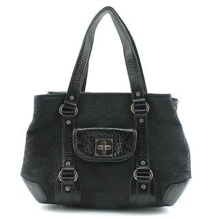 DKNY Women's 'Jerra' Fabric Handbag