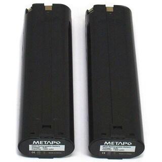 Metapo Makita 9000 Series Power Tools 9.6 Volt Battery (2 Pack)