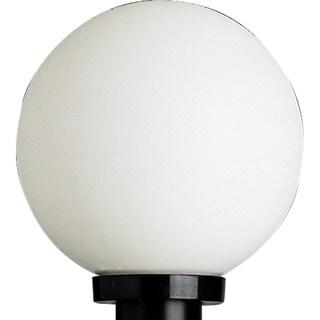 Progress Lighting P5478-60 Acrylic Globe 1-light Post Lantern
