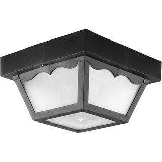 Progress Lighting P7340-31wb Non-metallic 1-light Non-metallic Close-to-ceiling