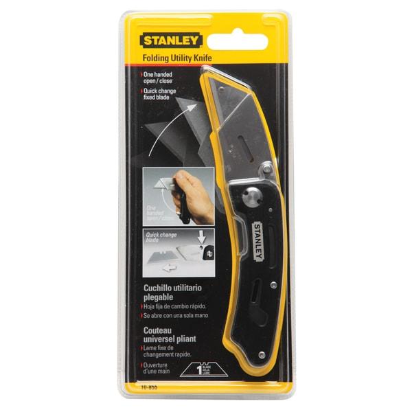 Stanley Hardware 10-855 Folding Utility Knife