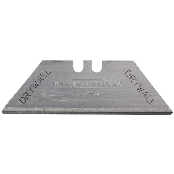 Stanley Hand Tools 11-937L 50 Pack Drywall Utility Blades