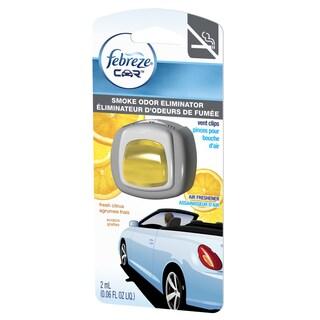 Febreeze 94729 .06 Oz Fresh Citrus Air Freshener Car Vent Clip