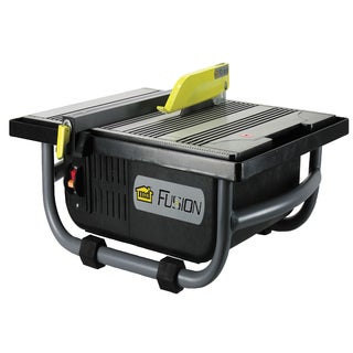 "M-D 48190 7"" Portable Fusion Wet Tile Saw 3/4 Horse Power"