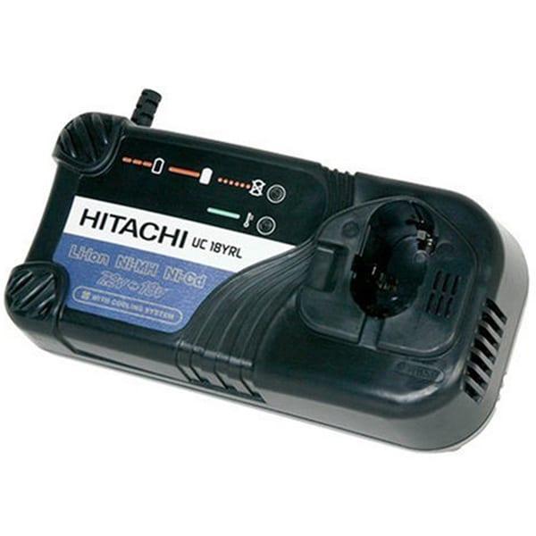 Hitachi UC18YRL 18 Volt Li-Ion & Nicad Quick Charger
