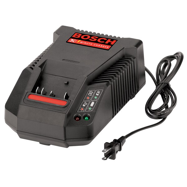 Bosch BC660 14.4 & 18 Volt Litheon Battery Charger