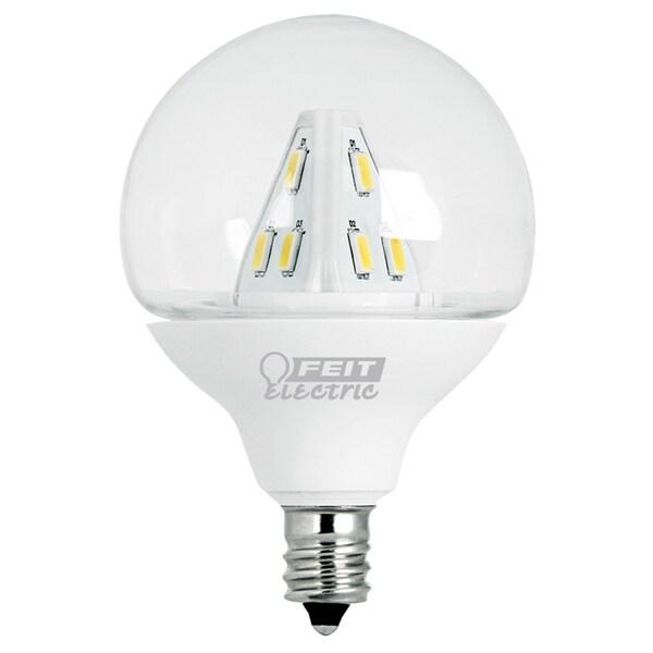 Feit Electric BPG161/2CLLEDRP 25 Watt Clear LED Light Bulb