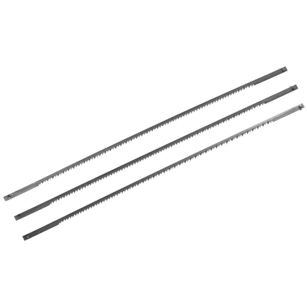 Irwin 2014500 Coarse Coping Saw Replacement Blades 3-count