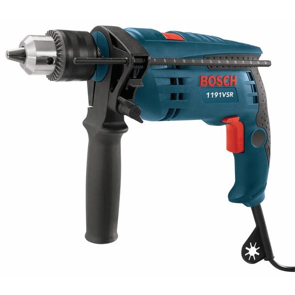 Bosch 1191VSRK Variable Speed Hammer Drill Kit