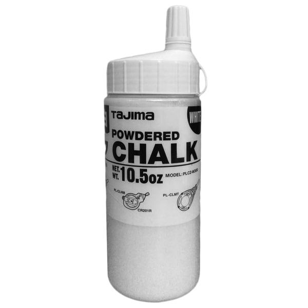 Tajima PLC2-W300 White 10.5 Oz Powdered Chalk