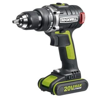 Rockwell RK2852K2 20 V Lithium-Ion Brushless Drill & Driver