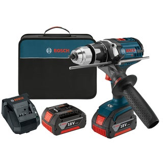 "Bosch DDH181X-01 1/2"" 18V Brute Touch Drill/Driver"