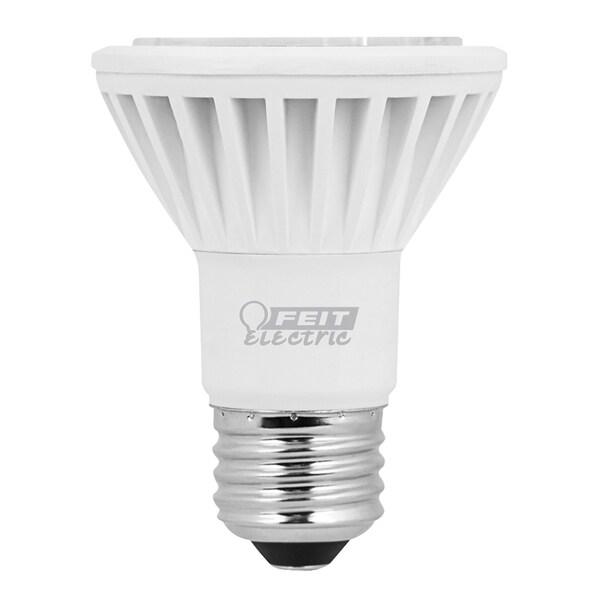 Feit Electric PAR20/5K/LEDG5 9.5 Watt Daylight PAR20 Track Light Dimmable LED Light Bulb