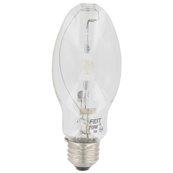 Feit Electric MH70/U/MED 70 Watt Clear Metal Halide Light Bulb