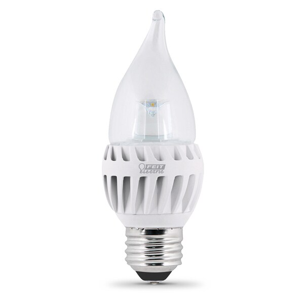 Feit Electric EFC/DM/500/LED 7 Watt Medium Base Soft White LED Bulb