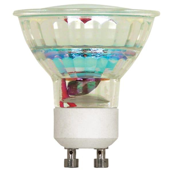 Feit Electric BPXN50MR16/GU10 50W Cool White Xenon MR16 W/GU10 Base Light Bulb 2Ct