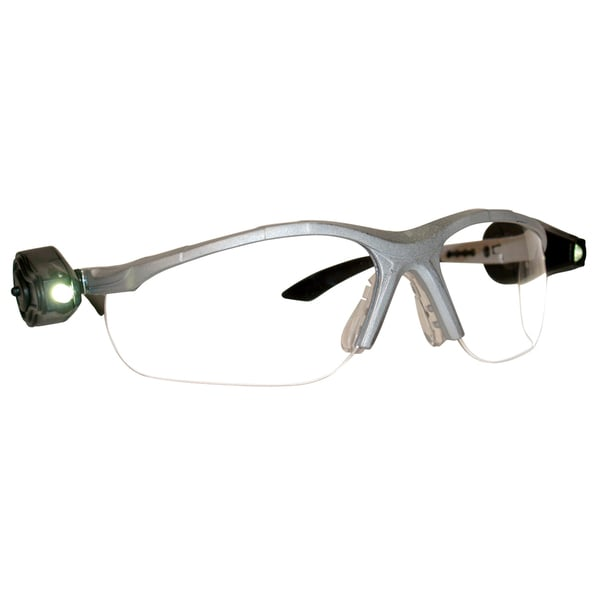3M 97490-WV6B LED Light Vision Safety Eyewear
