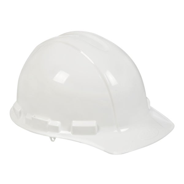 3M 91297-80025T White TEKK Protection Hard Hat with Ratchet Adjustment