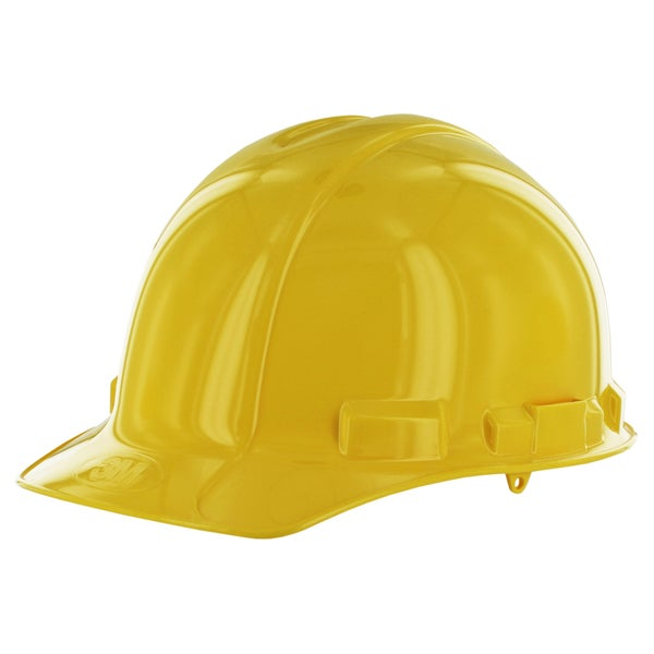 3M 91296-80025T Yellow XLR8 Standard Hard Hat