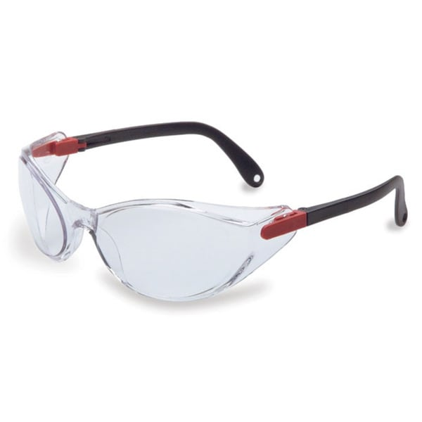 Bacou Dalloz S1700 Clear Lens Uvex Bandido Safety Glasses