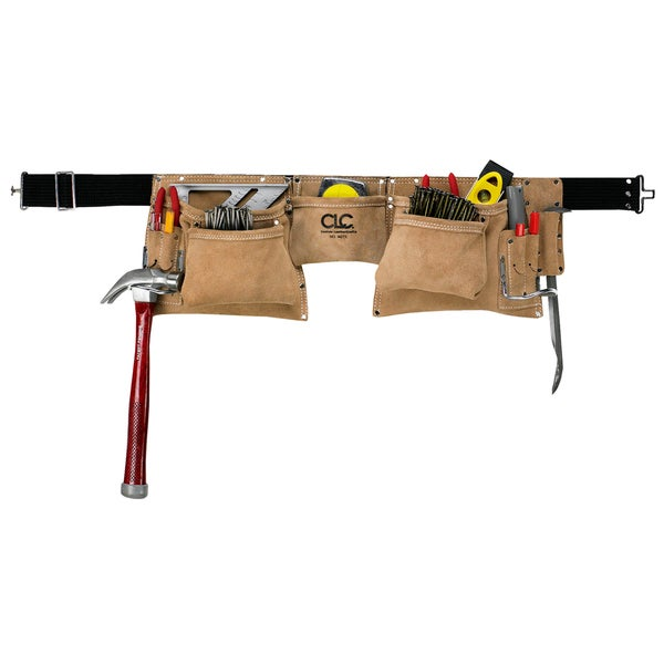 CLC Work Gear I427X 12 Pocket Heavy Duty Work Apron