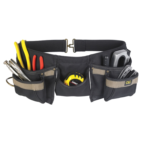 CLC Work Gear 1370 8 Pocket Tool Belt Apron