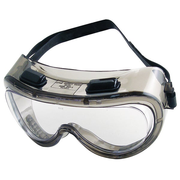 SAS Safety Corporation 5110 Safety Overspray Goggles